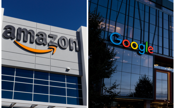 AWS and Google report cloud growth