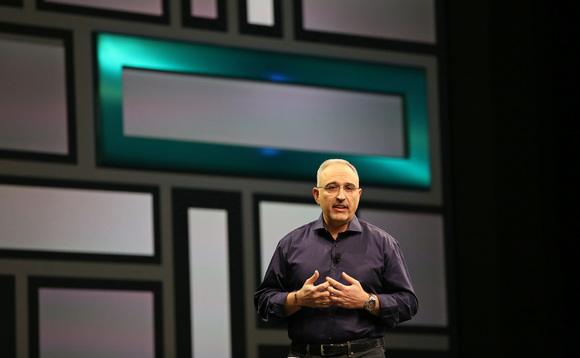 HPE CEO tests positive for coronavirus