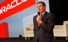 Oracle pays homage to co-CEO Mark Hurd
