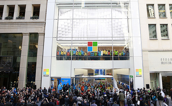 Microsoft to close bricks-and-mortar stores globally