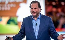 Salesforce raises annual guidance after surpassing $5bn in a single quarter for the first time