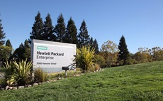 HPE's sales shrink as compute arm falls by double-digits