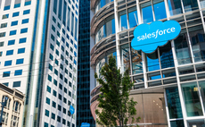 Salesforce boss steps aside as former BT chief takes international role