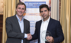 Thales wins Best Project at CPI's MSP Innovation Awards in New York