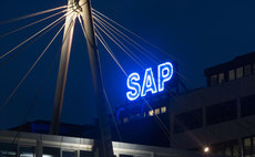SAP cuts forecasts as software license revenue drops